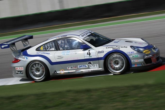 Porsche Carrera Cup Italia – Alberto Cerqui parteciperà all'International Scholarship Program
