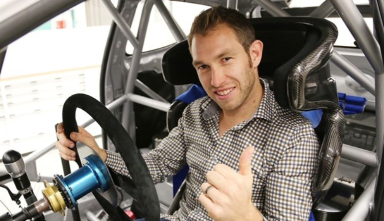 WRC – Atkinson ambasciatore Hyundai Australia