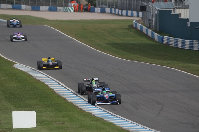 Auto GP – I test invernali a Jerez de La Frontera