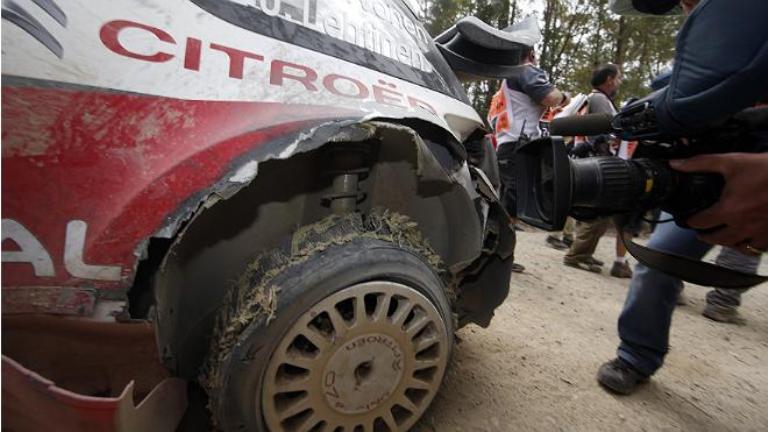 """WRC – Hirvonen: """"Quest'anno è una sfortuna continua"""""""