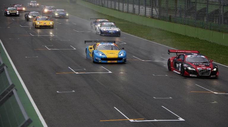 GtSprint International Series – A Imola Gara 1 a Schöffler e Kristoffersson