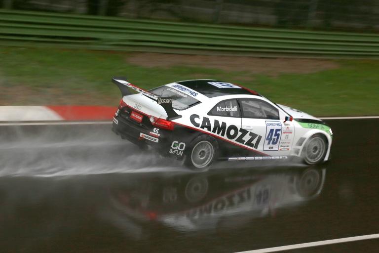 Superstars International Series – Gara 2 a Morbidelli davanti a Liuzzi
