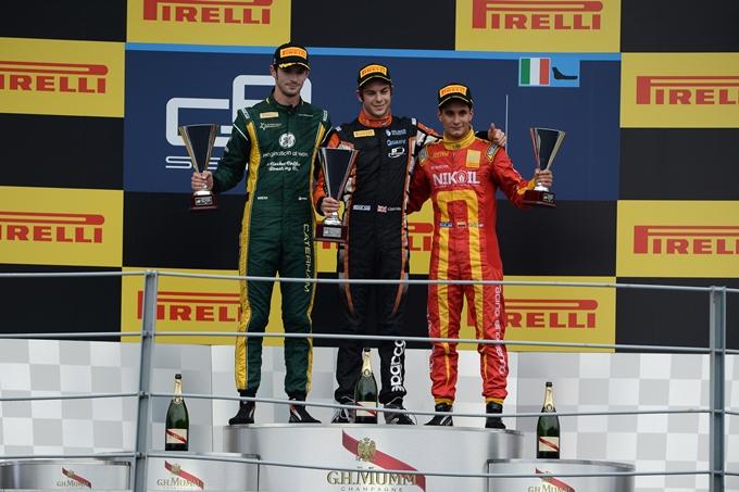 GP2 – Leimer e Quaife-Hobbs sono i padroni di Monza