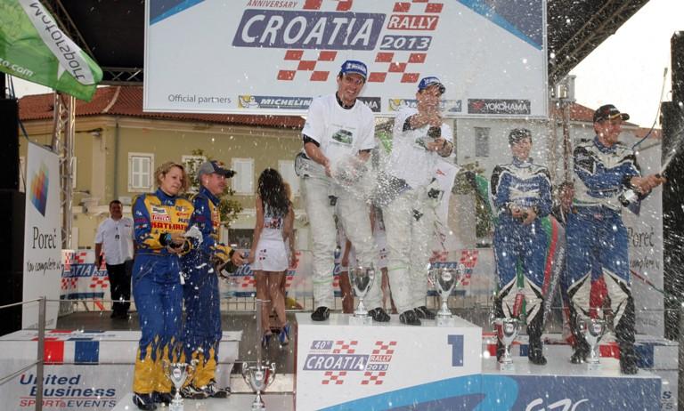 ERC – Kopecky vince in Croazia e diventa campione