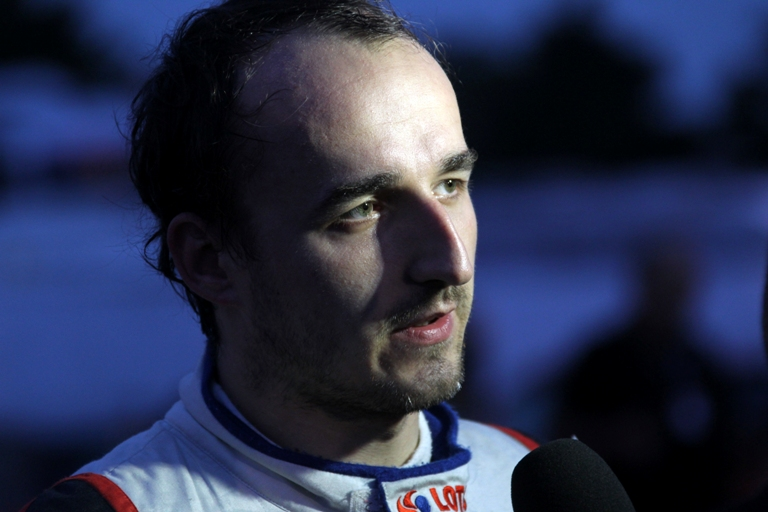 ERC – Incidente per Kubica in Polonia
