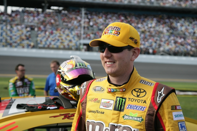 Nascar Sprint Cup – Kyle Busch re di Atlanta