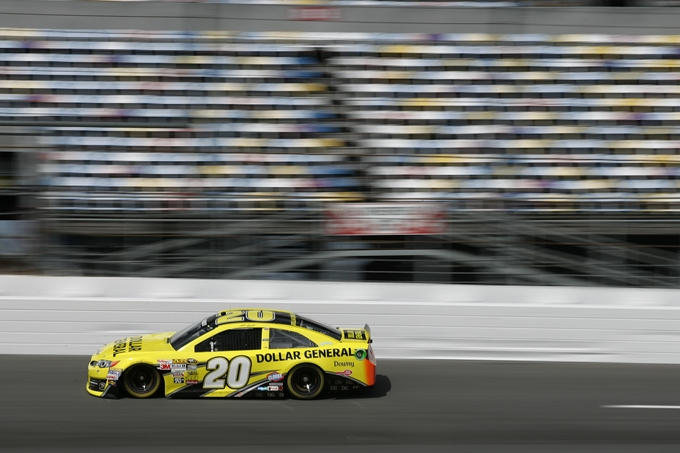 Nascar Sprint Cup – Buona la prima di Kenseth nella Chase for the Cup