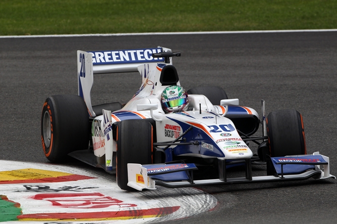 GP2 – Trident Racing nella top-ten con Nathanael Berthon