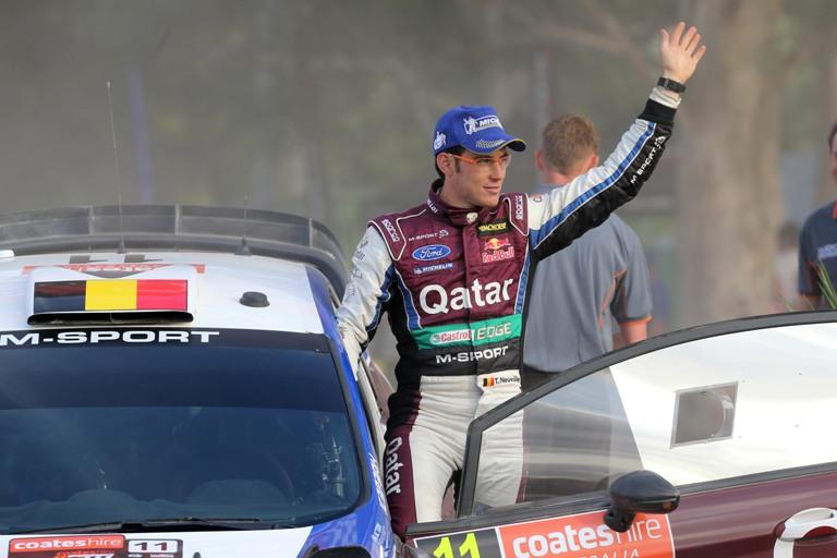 """WRC – Neuville: """"Devo migliorare nei primi passaggi"""""""