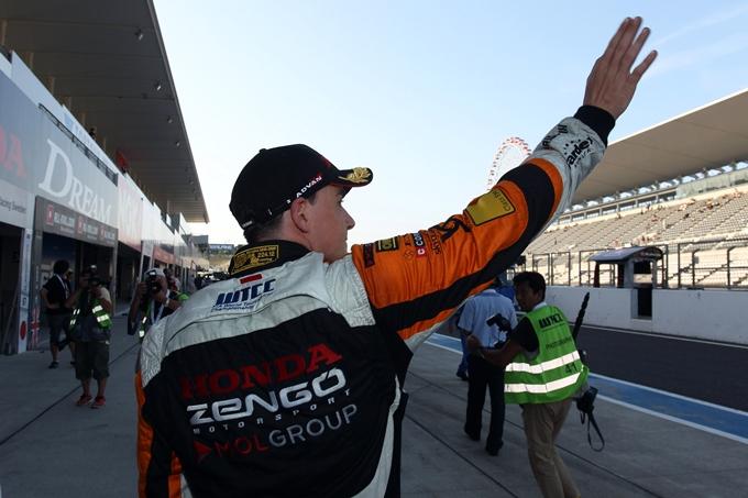 WTCC – Norbert Michelisz agguanta la pole a Suzuka