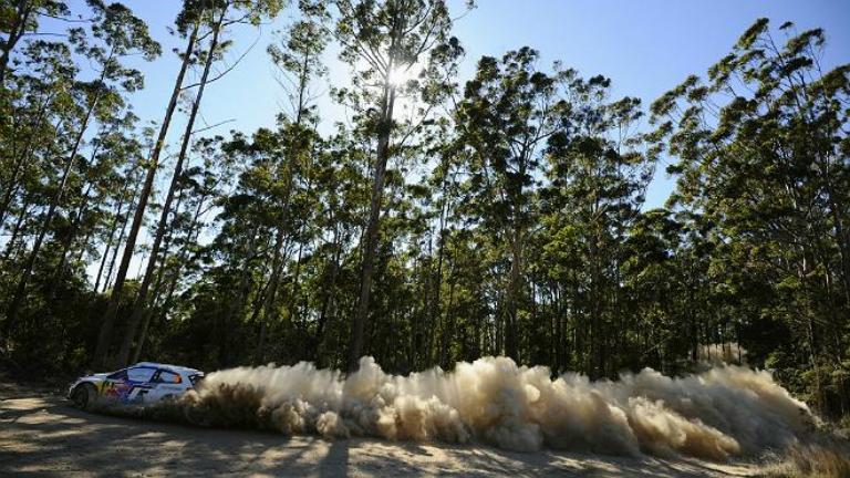 WRC – Ogier continua a volare in Australia