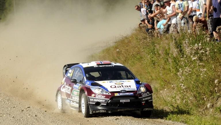 Ostberg vince il Rally Telemark