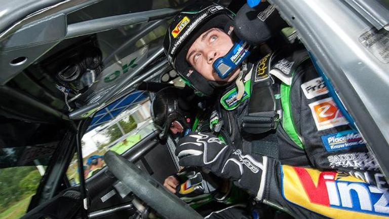 WRC – Paddon con la Fiesta Rs ufficiale in Spagna