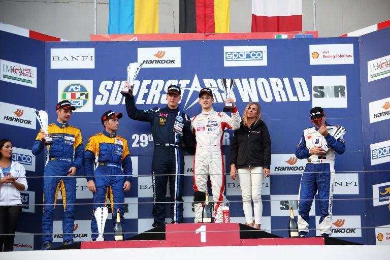 GtSprint International Series – Al Santerno bis di Schöffler e Kristoffersson in Gara 2