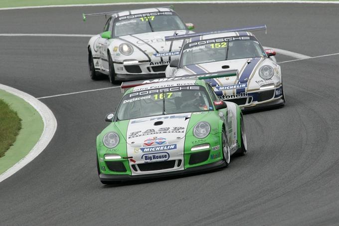 Porsche Carrera Cup Italia – Cerqui torna a Misano da leader