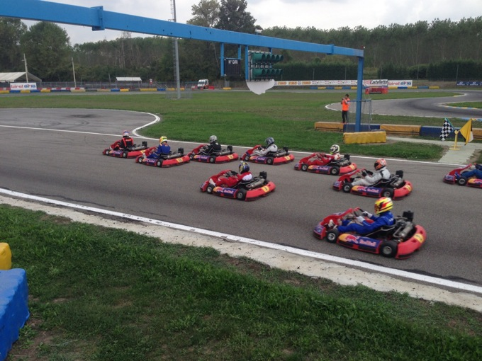 Red Bull Kart Fight 2013 - Finale italiana