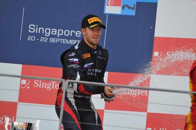 GP2 – Bird vince Gara 2 e tiene aperto il campionato