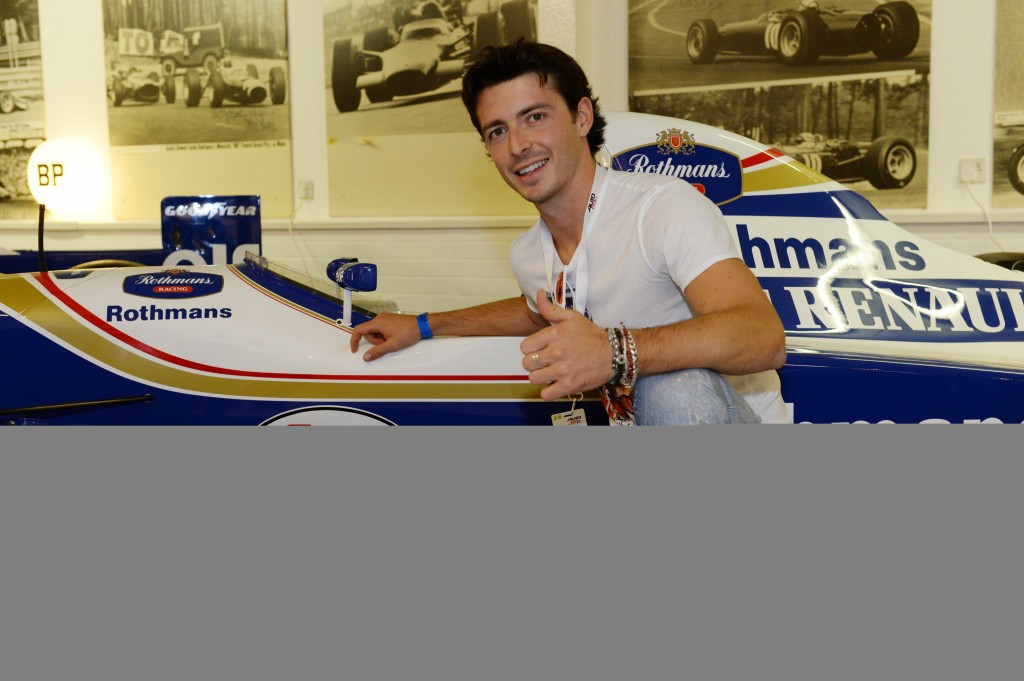 GP2 – Sergio Campana a Monza con Trident Racing