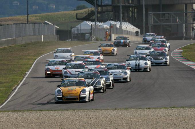 Targa Tricolore Porsche – Si torna in pista al Mugello