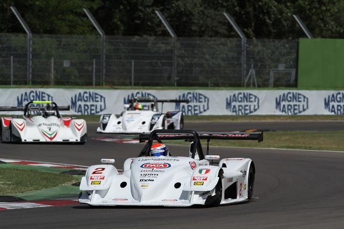 Campionato Italiano Prototipi – Il 6° round è di scena a Vallelunga