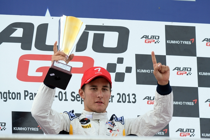 Auto GP – Vittorio Ghirelli, gara e titolo a Donington