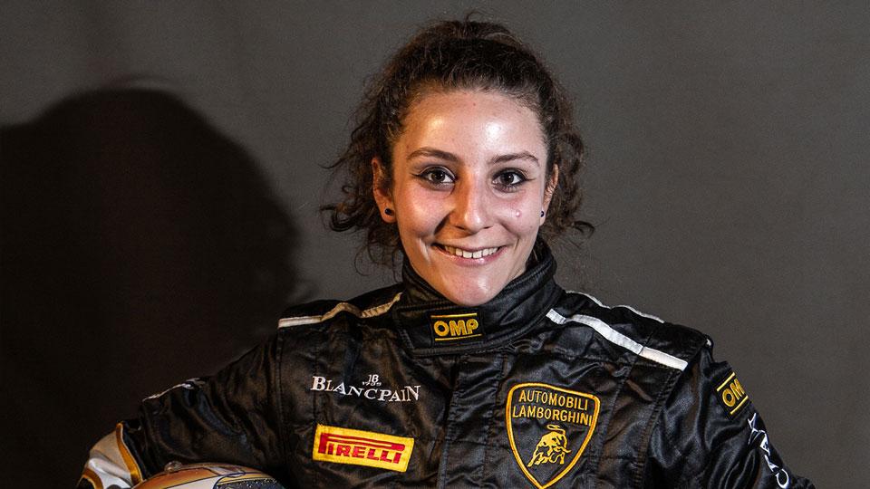Alessandra Brena selezionata dalla FIA WMC