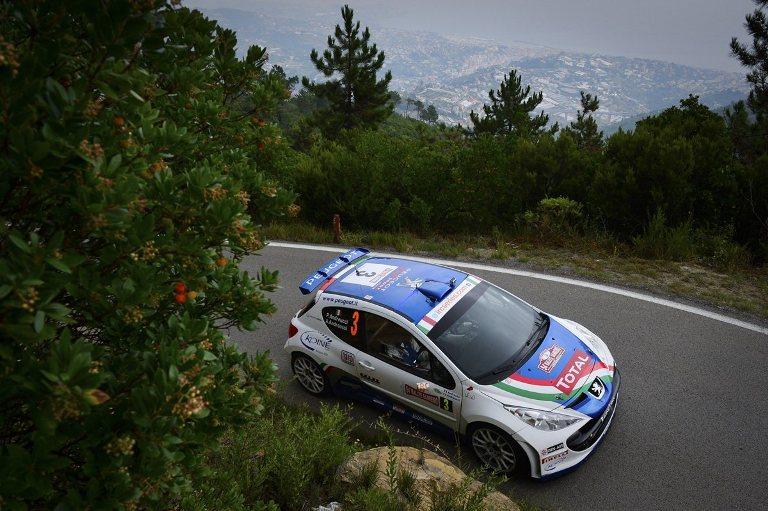 CIR – Peugeot pronta ad aggiudicarsi il titolo marche a Sanremo