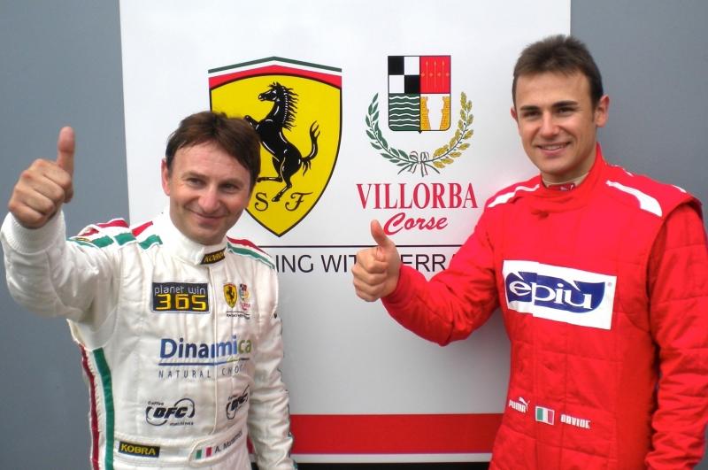 Vittoria e terzo posto di classe per Rigon a Monza