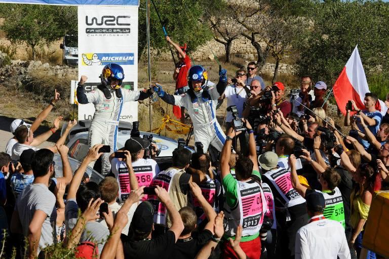 WRC – In Spagna è di nuovo Ogier