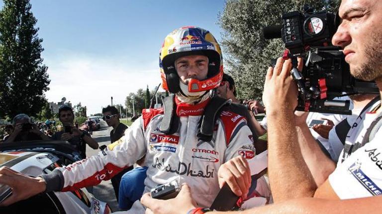 WRC – Sordo acchiappa la lead nella seconda tappa