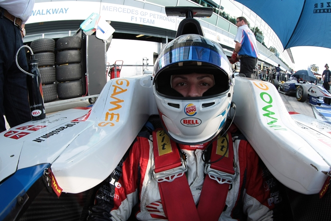 GP3 – Nuovi ingressi ad Abu Dhabi, Cregan e Fontana