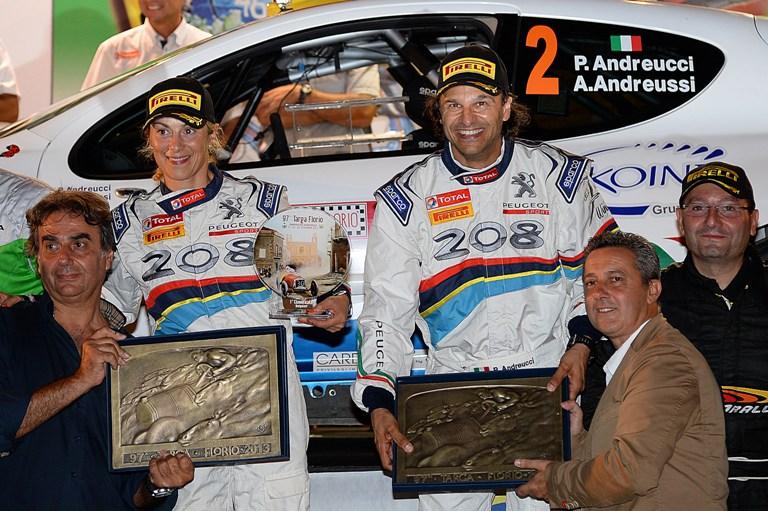 CIR – Andreucci vince la Targa Florio