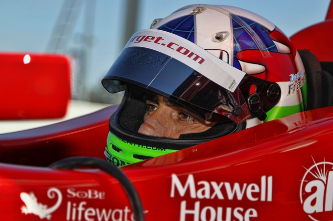 Indycar – Secondo intervento chirurgico per Franchitti