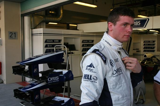 GP3 – Ad Abu Dhabi torna Stoneman