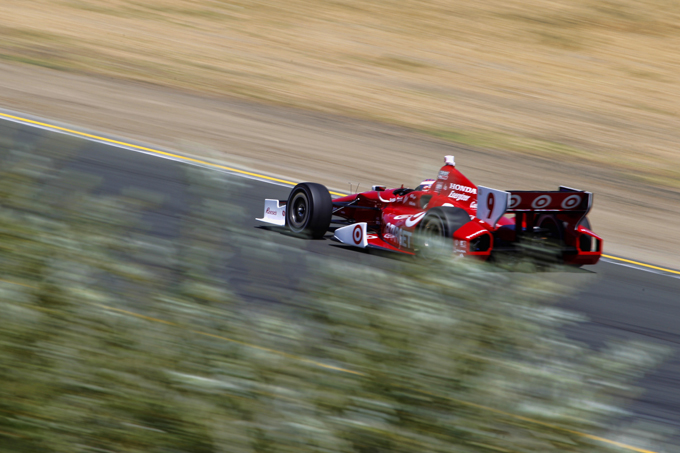Indycar – Scott Dixon si rilancia a Houston