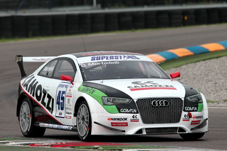 Superstars International Series – Pole per Morbidelli in Franciacorta