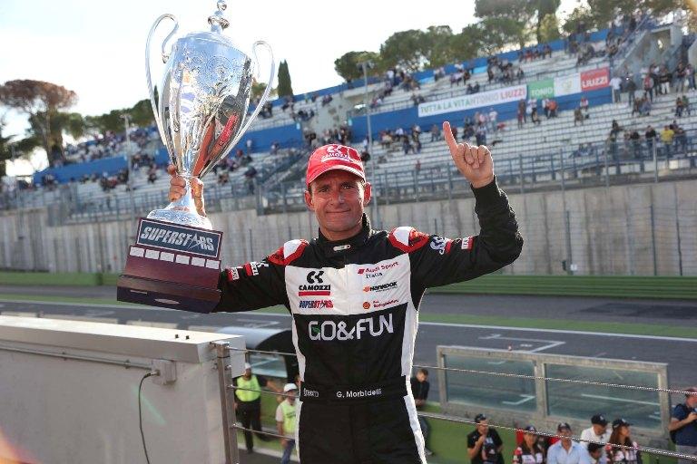 Superstars International Series – Morbidelli celebra il quinto titolo
