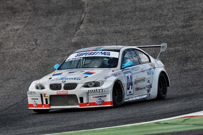 Superstars International Series – A Vallelunga pole a sorpresa di Berton