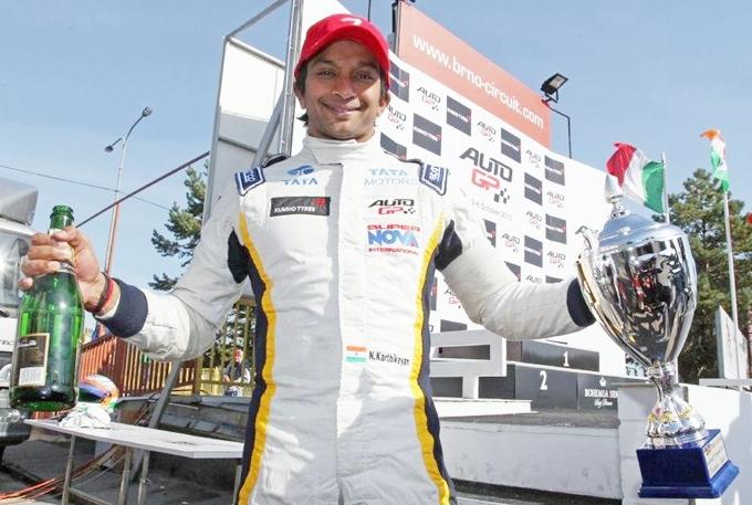 Auto GP – Narain Karthikeyan conquista Gara 1 a Brno: campionato riaperto?