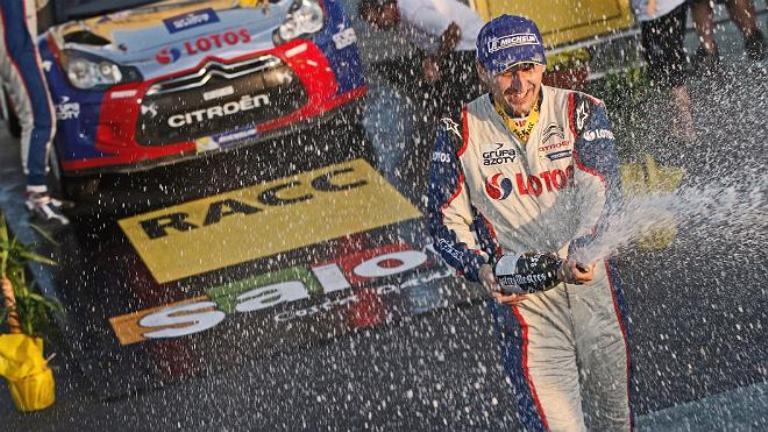 """WRC – Kubica: """"Non so per chi correrò nel 2014"""""""