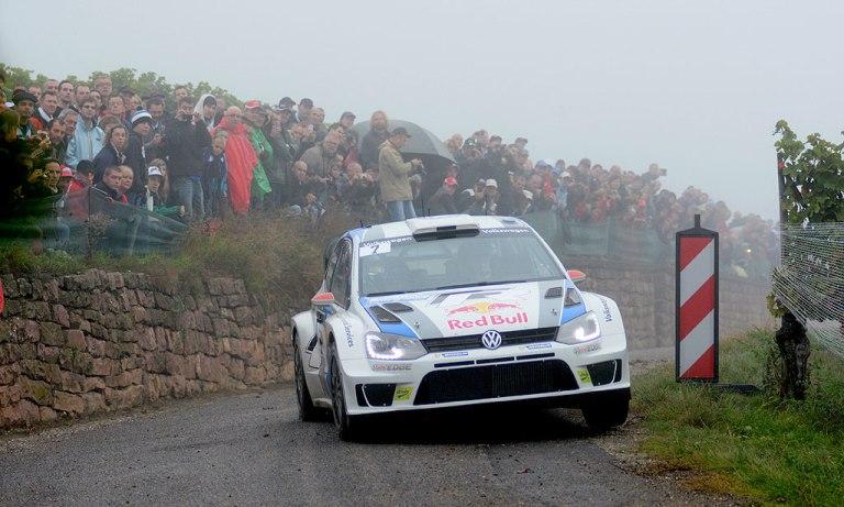 WRC – In Alsazia sorpasso di Latvala su Sordo