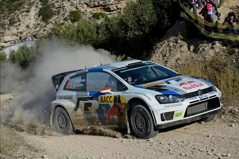 WRC – Latvala sempre davanti in Spagna