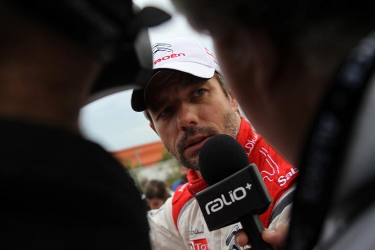 Per Loeb un novembre tra rally e moto