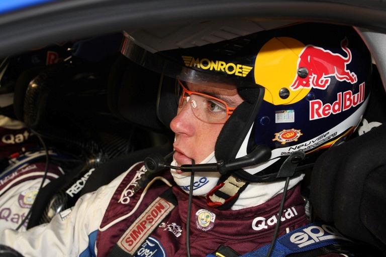 WRC – Neuville sempre in testa