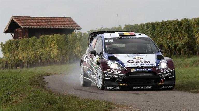WRC – Neuville scalza Loeb dal vertice
