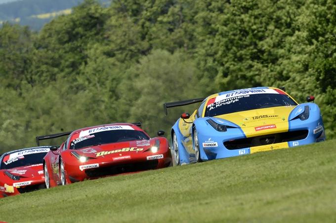 La 458 GT vince ancora nel weekend