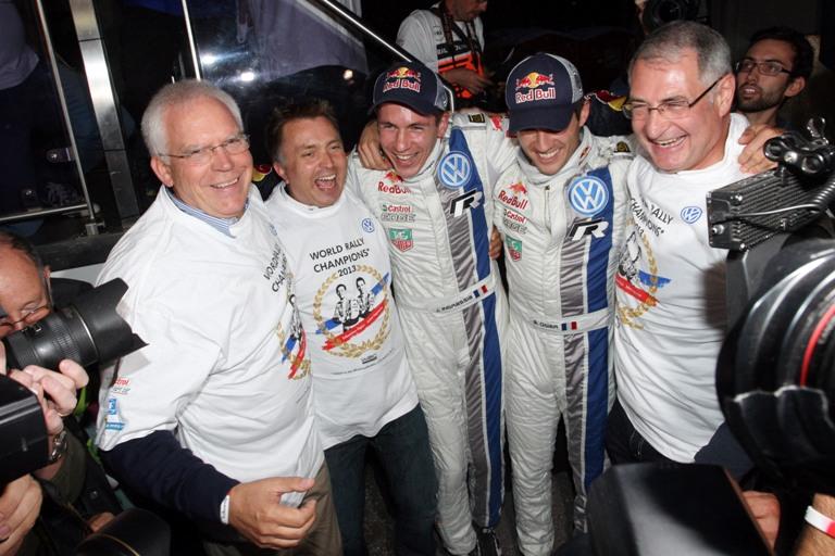 WRC – L'Alsazia è di Ogier