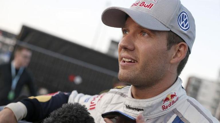"""WRC – Ogier:""""Se sono campione è soprattutto merito del team"""""""