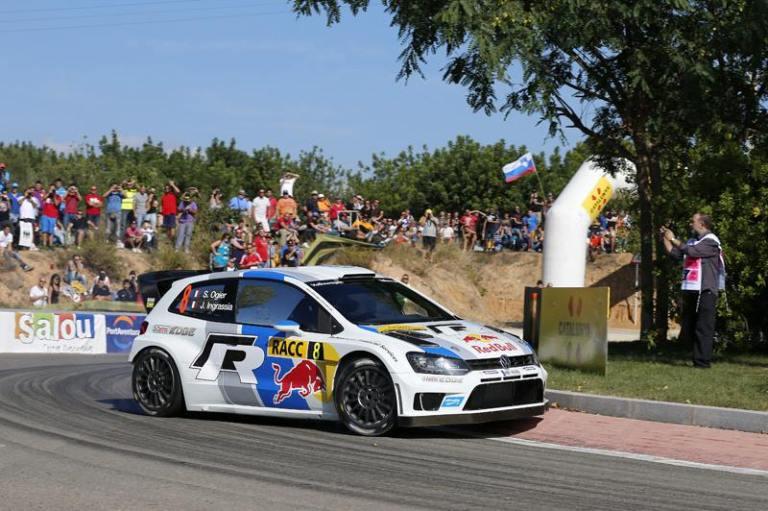 WRC – Ogier domina la prima tappa in Spagna