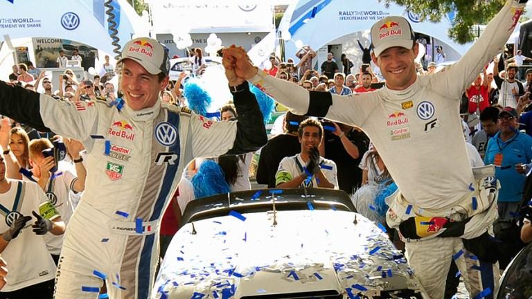 """WRC – Ogier: """"Felice soprattutto per titolo Volkswagen"""""""